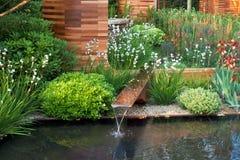 Garden landscape Royalty Free Stock Image