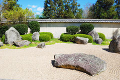 garden landscaped Στοκ Εικόνες