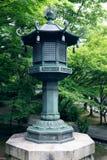 A garden lantern Stock Images