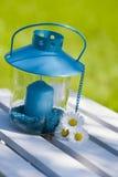 Garden lantern Stock Image