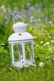 Garden lantern Royalty Free Stock Photography