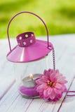 Garden lantern Royalty Free Stock Photos