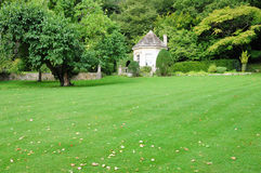 Garden Lawn stock photos