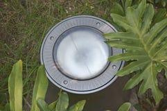 Garden light royalty free stock photos