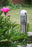 Garden lighting Royalty Free Stock Photography