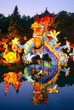 Dragon Festival Stock Image
