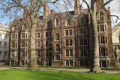 Garden of Lincolns Inn, Inns of Court. London royalty free stock image