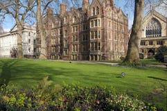 Garden of Lincolns Inn, Inns of Court. London stock images