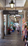 Garden market, one of the main tourist attractions in London Royalty Free Stock Photography