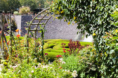 Garden Maze Royalty Free Stock Image