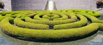 Garden Maze Royalty Free Stock Photography