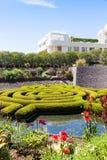 Garden Maze Stock Image
