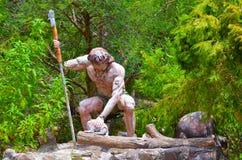 The Garden Monument royalty free stock photos