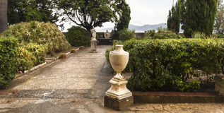 Garden of Napoleon Stock Image