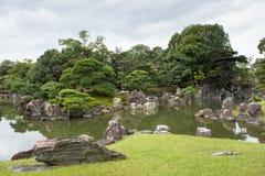 Garden of Nijo castle Stock Photo