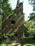 The Garden of Ninfa in Italy Royalty Free Stock Photos