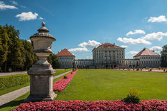 Garden Nymphenburg Palace, Munich Germany Royalty Free Stock Images