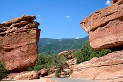 Free Garden Of The Gods Stock Images - 6023664