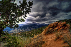 Free Garden Of The Gods HDR Stock Image - 2772251