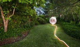 Garden Orb Stock Image