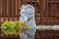 Garden Ornament Stock Photography