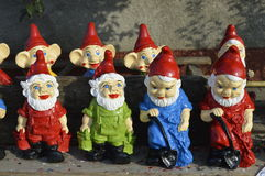 Garden ornaments. Royalty Free Stock Photo