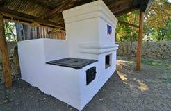 Garden outdoor oven Royalty Free Stock Photo