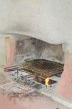 Garden oven. Stock Photos