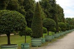 Garden Palace Charlottenburg Stock Images