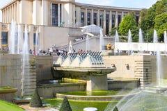 Garden of Paris Royalty Free Stock Photography
