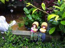 Garden park Stock Photography