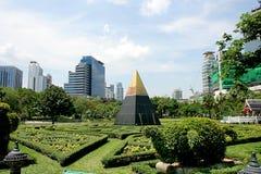Garden. Park, one of Bangkok Thailand Stock Photos