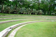 Garden. Park, one of Bangkok Thailand Royalty Free Stock Photography