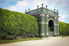 Garden Park of Schonbrunn Palace, Vienna Royalty Free Stock Photography