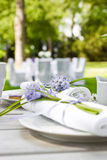 Garden Party Stock Images