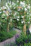 Garden path 2 Stock Image