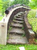 Garden path. Royalty Free Stock Photos