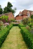 Garden Path Stock Photography