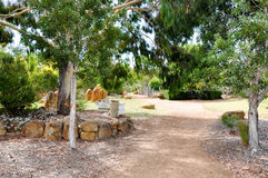 Garden Path: Amaze'n Margaret River Royalty Free Stock Photos
