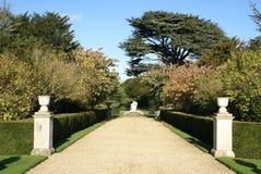 Garden pathway Stock Photos
