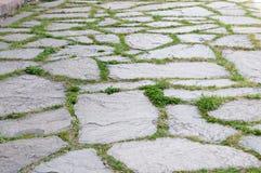 Garden paving Stock Image