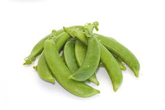 Garden pea Royalty Free Stock Photography