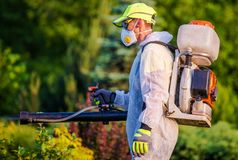 Free Garden Pest Control Service Royalty Free Stock Images - 76429799