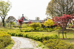 The garden Royalty Free Stock Photography