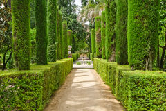 Garden of the Poets royalty free stock photo
