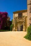 Garden of the Poets, Alcazar Palace, Seville Stock Photo
