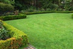 Garden portraits stock image