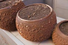 Garden Pots Stock Images