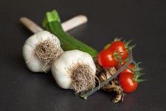 Garden Produce Stock Image