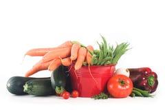 Garden produce Stock Photography